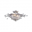 PORTFOLIO SEMI FLUSH MOUNT LIGHT