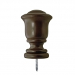allen   roth Walnut Wood Finials