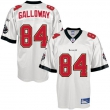 TAMPA BAY BUCCANEERS REEBOK YOUTH FOOTBALL JERSEY, WHITE