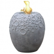 Style Selections Ceramic Fire Pot