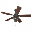 Harbor Breeze 52-in Ceiling Fan Pebble Creek Outdoor