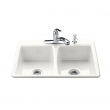 KOHLER Cast Iron Kitchen Sink