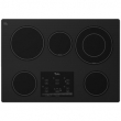 WHIRPOOL Gold 30-in Electric Cooktop